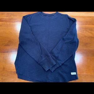 EUC, GapKids, boys navy long sleeve shirt.Sz M (8)